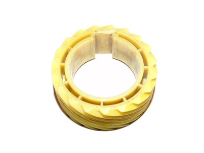 19 TOOTH SPEEDOMETER DRIVE GEAR YELLOW