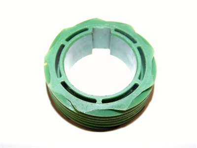 9 TOOTH SPEEDOMETER DRIVE GEAR GREEN