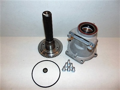 OUTPUT SHAFT CONVERSION KIT - EARLY