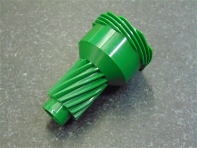 10 TOOTH SPEEDOMETER DRIVE GEAR GREEN