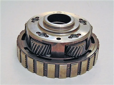 EXTREME DUTY 5 PINION REAR PLANETARY CARRIER ASSEMBLY
