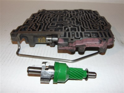 OEM HURST OLDS/442 VALVE BODY AND GOVERNOR ASSEMBLY