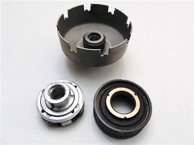 HEAVY DUTY LOW DRAG WIDE RATIO 4 PINION FRONT PLANETARY GEARSET