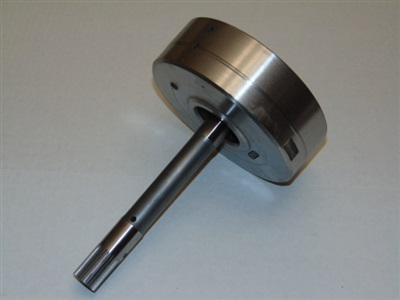 SUPER COMPETITION BILLET INPUT SHAFT AND DRUM