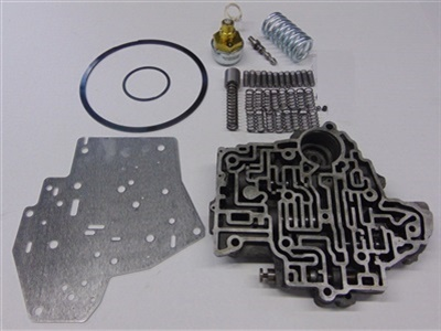 TH400 REVERSE PATTERN FULL MANUAL TRANSBRAKE VALVEBODY