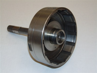 EXTREME DUTY BILLET INPUT SHAFT AND DRUM